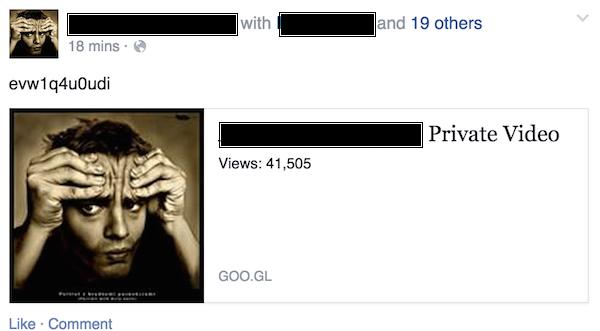 Приватное видео пользователей фото 723-457